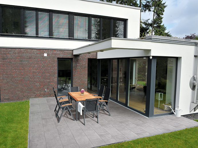 terrasse betonoptik. Black Bedroom Furniture Sets. Home Design Ideas